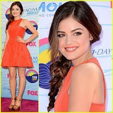 Aux Teen Choice Award le 22/07/12 !