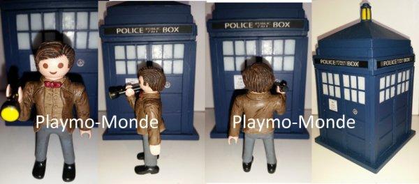 Doctor who et le tardis