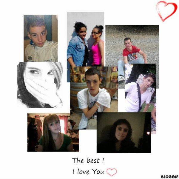 Les meilleurs <3 ..