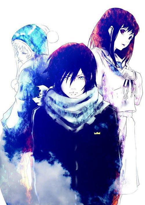 Analyse de manga - Noragami Aragoto