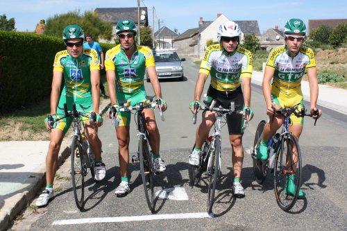 Challenge d'Ile de France du contre la montre: Combs toujours représenté !