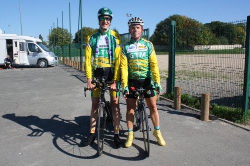 Le duo Gilles-Frédéric troisième de la gentlemen de Coulommiers !