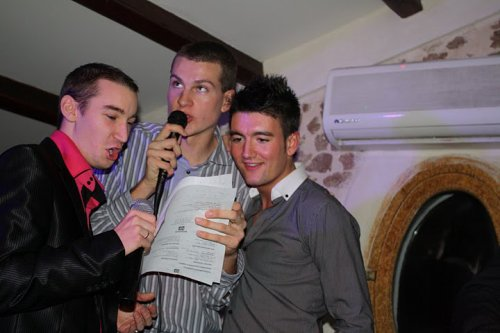 Le banquet 2010: une opération réussie !