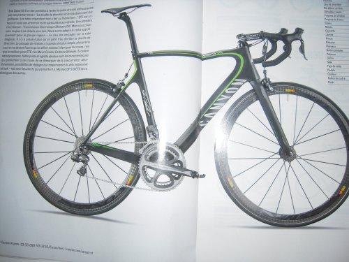 Le nouveau vélo de la PCV !
