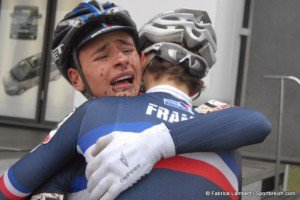 Trois français aux trois premières places !