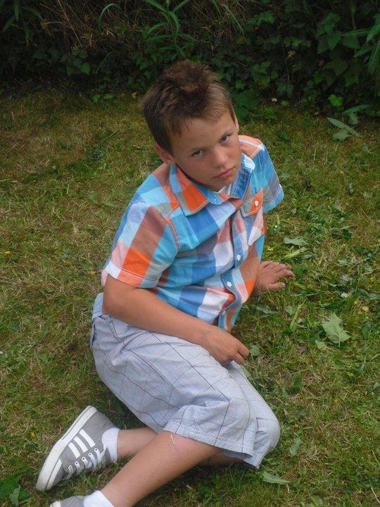 mon fils cadet dorian