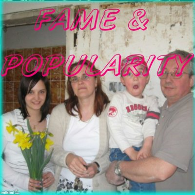 moi et ma famille ^^ je vous aime