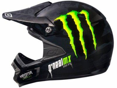 casque bmx monster