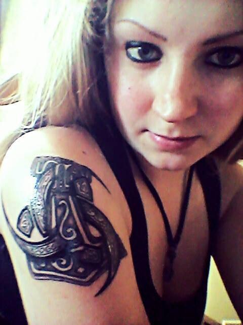 Mon premier tattoo..=)