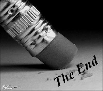 #2 - This is the end.