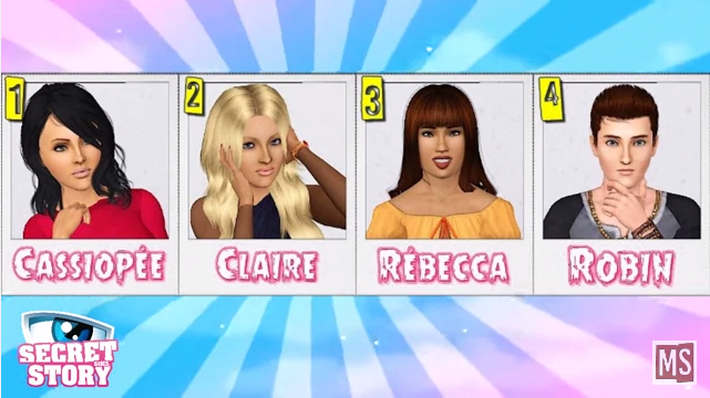 """Audiences : """"Secret Story Sims"""" termine en hausse sur MS !"""
