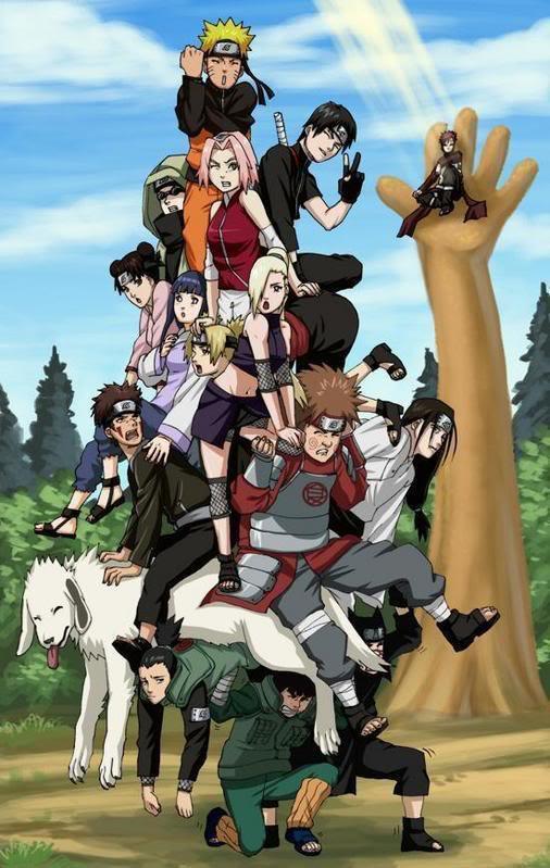 Blog sur Naruto