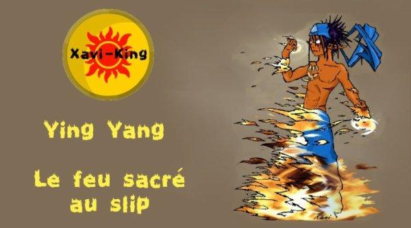 Forum guilde Ying Yang : mon dessin de la bannière