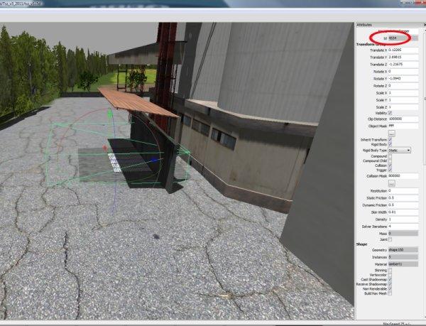 Logiciel pour modifer et créer votre map pour LS 2011 Giant Editor 4.1.7