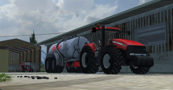 Premiers screns de Farming Simulator 2013 !