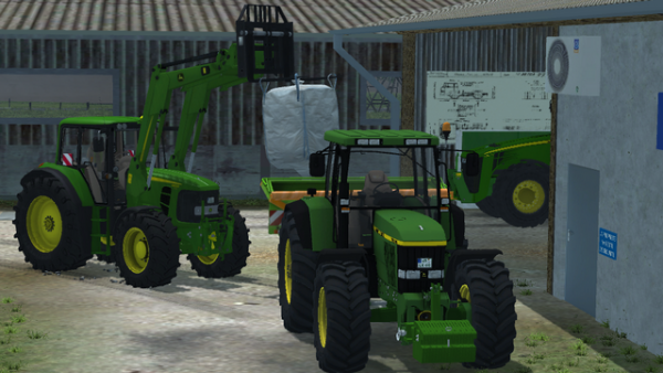 Premiers screns de Farming Simulator 2013 !