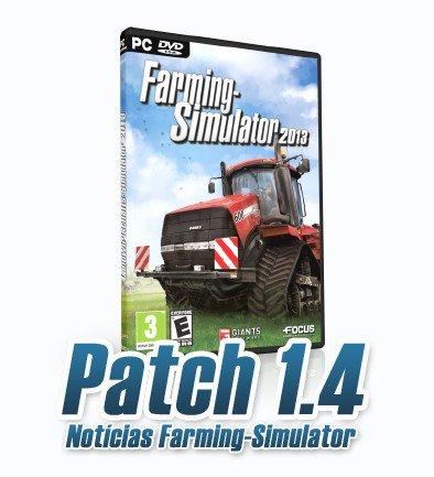 Patch correctif version 1.3 & 1.4 final [Farming Simuator 2013]