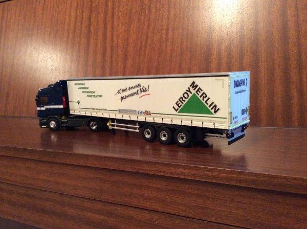 camion Leroy Merlin 1/43 Eligor