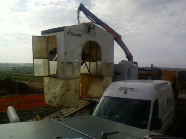 Un super chantier!!!!!