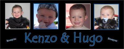 HUGO & KENZO