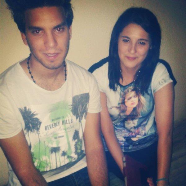 Avec Marwa ♥