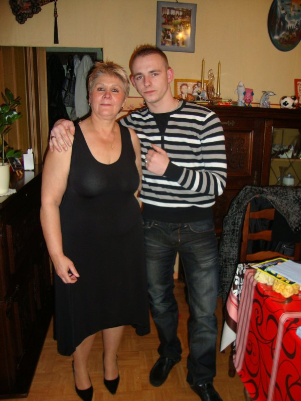 ma mere et nathan