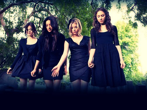 Bilan: Pretty Little Liars S02