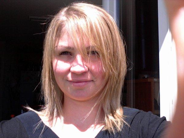 en blonde :p