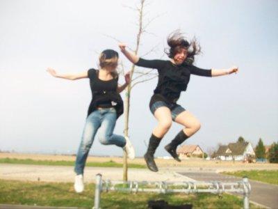 Elvire & Moi :)