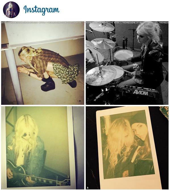 . Nouvelles photos de Taylor sur son Instagram..