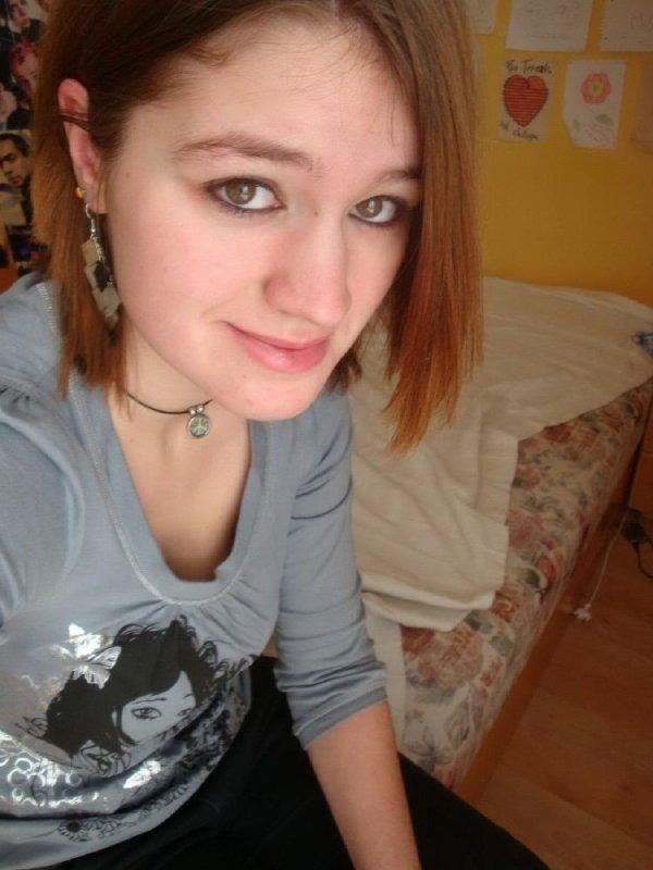 Anne - 23 ans - 92 j'aime :)