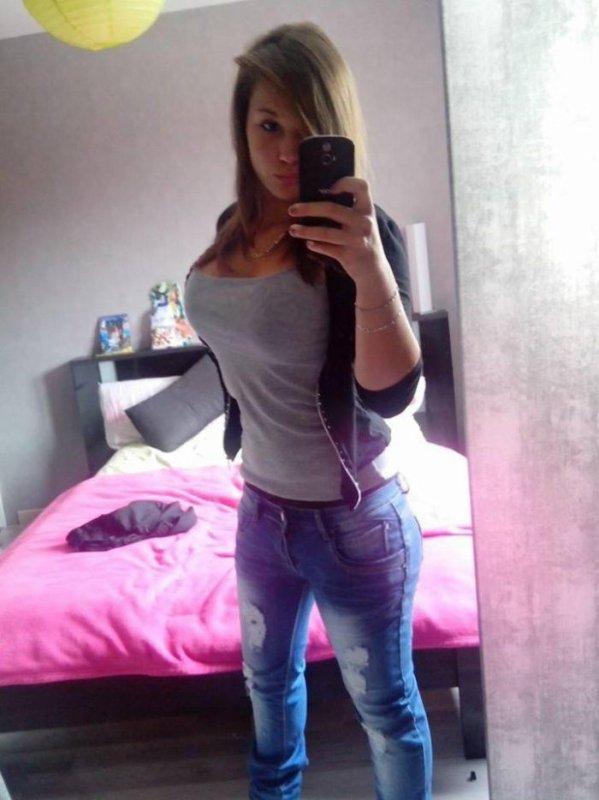 Elodie - 16 ans - 125 j'aime :) Elue Belle Gosse le 14 décembre 2016 :)