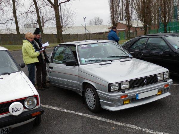 Rallye des Routes  du Nord 2012