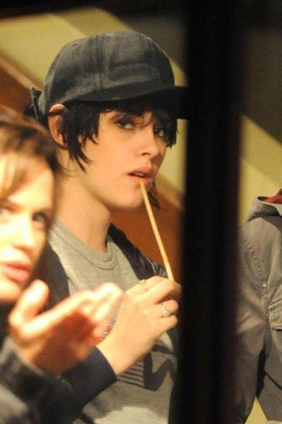 Kristen Stewart en a marre de Twilight