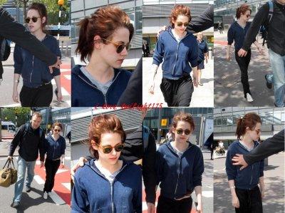 Kristen est à Londres 24 Mai 2011
