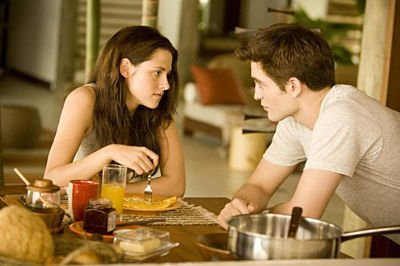Nouvelles photos de Twilight 4 !