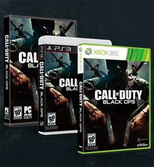 CALL OF DUTY BLACK OPS  SUPPORT