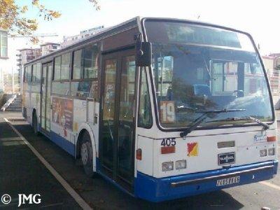 Van Hool A 600
