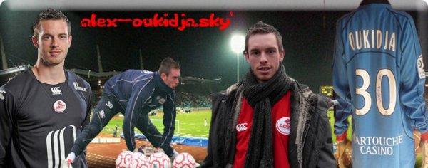 Vous aussi rejoignez le groupe officiel des fan d'Alexandre Oukidja