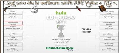 Le site Hulu