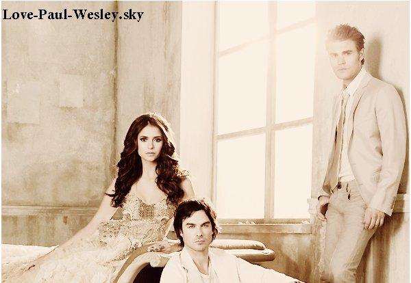 "Vendredi Soirée Vampire Diaries + Promo The Vampire Diaries 3X08 ""Ordinary People"""