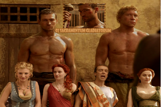 02 Sacramentum Gladiatorum crea by §