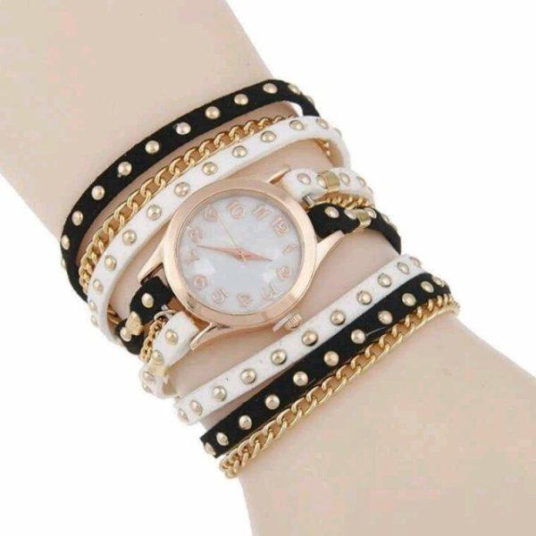 Bracelet rose,bleu,noir