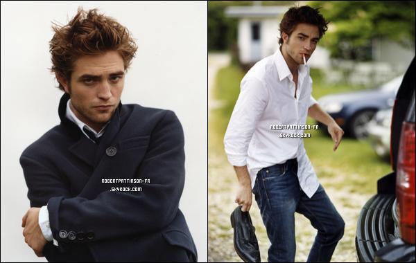 16/04/11......Redécouvrez cet ancien photoshoot de Rob' pour Vanity Fair