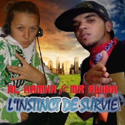 l'instinct de survie Feat AL_Ham9a  Monster Record (2010)