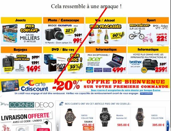 Arnaque Spam Téléphone