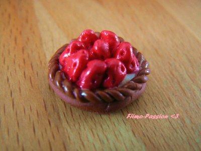 La tartelette à la fraise