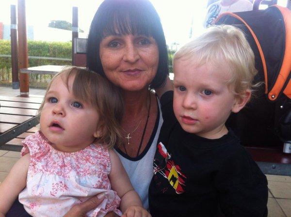 Mamie, Nolann & Éléonore