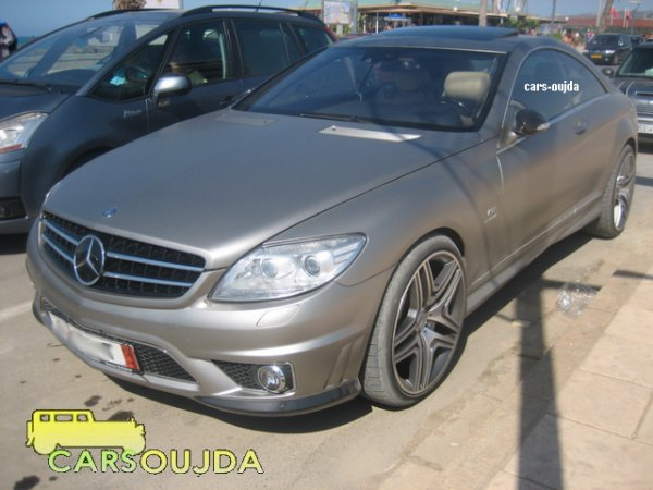 Mercedes CL65  ////AMG