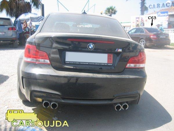 BMW Series 1 ///M Vs C63 ////AMG